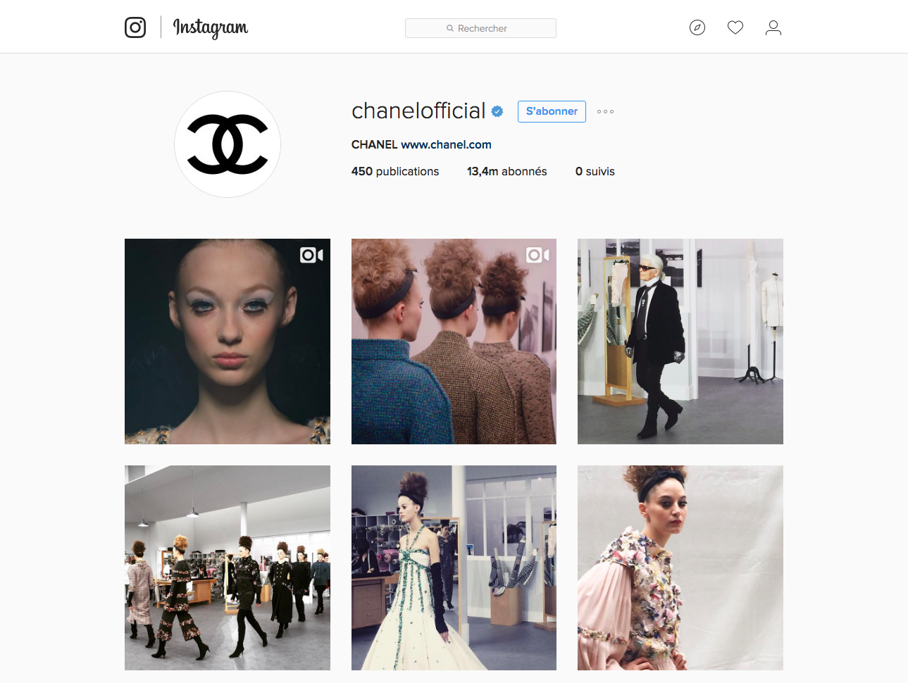 Chanel-Instagram-social-media-strategy
