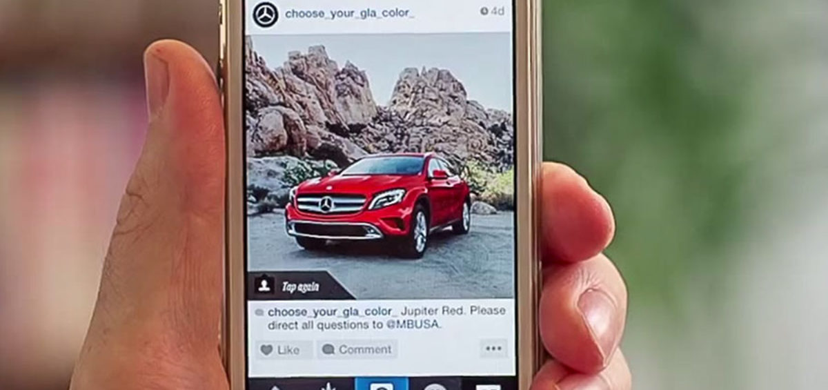 How Top Car Manufacturers are Capitalising on Instagram