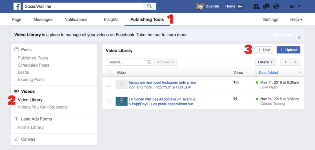 video-publish-tool-socialwall