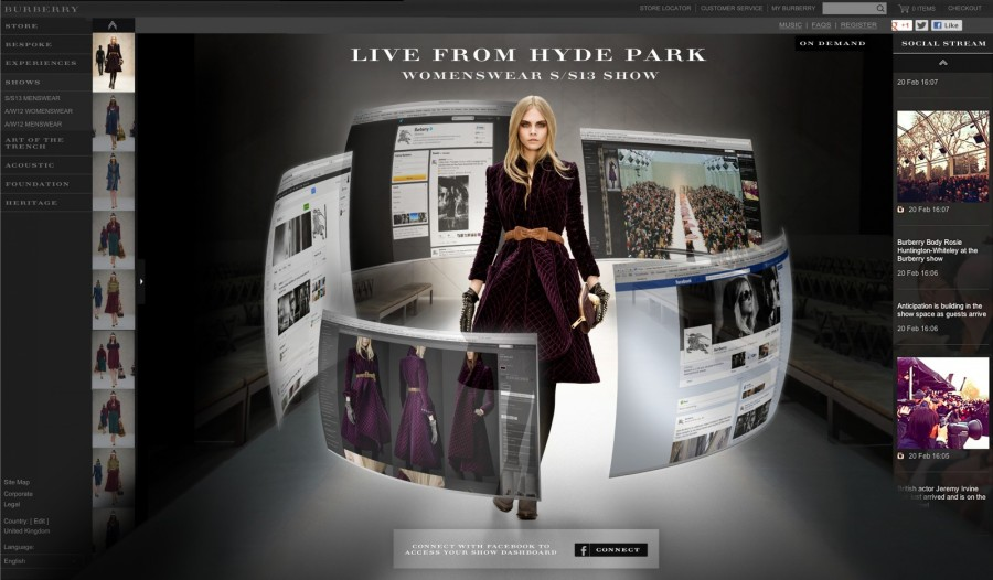 burberry-social-media-strategie